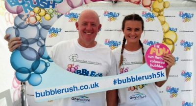 Huntingdon Bubble Rush