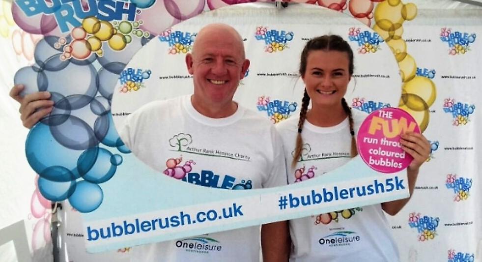 Huntingdon Bubble Rush