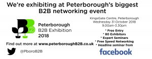 Peterborough B2B Expo