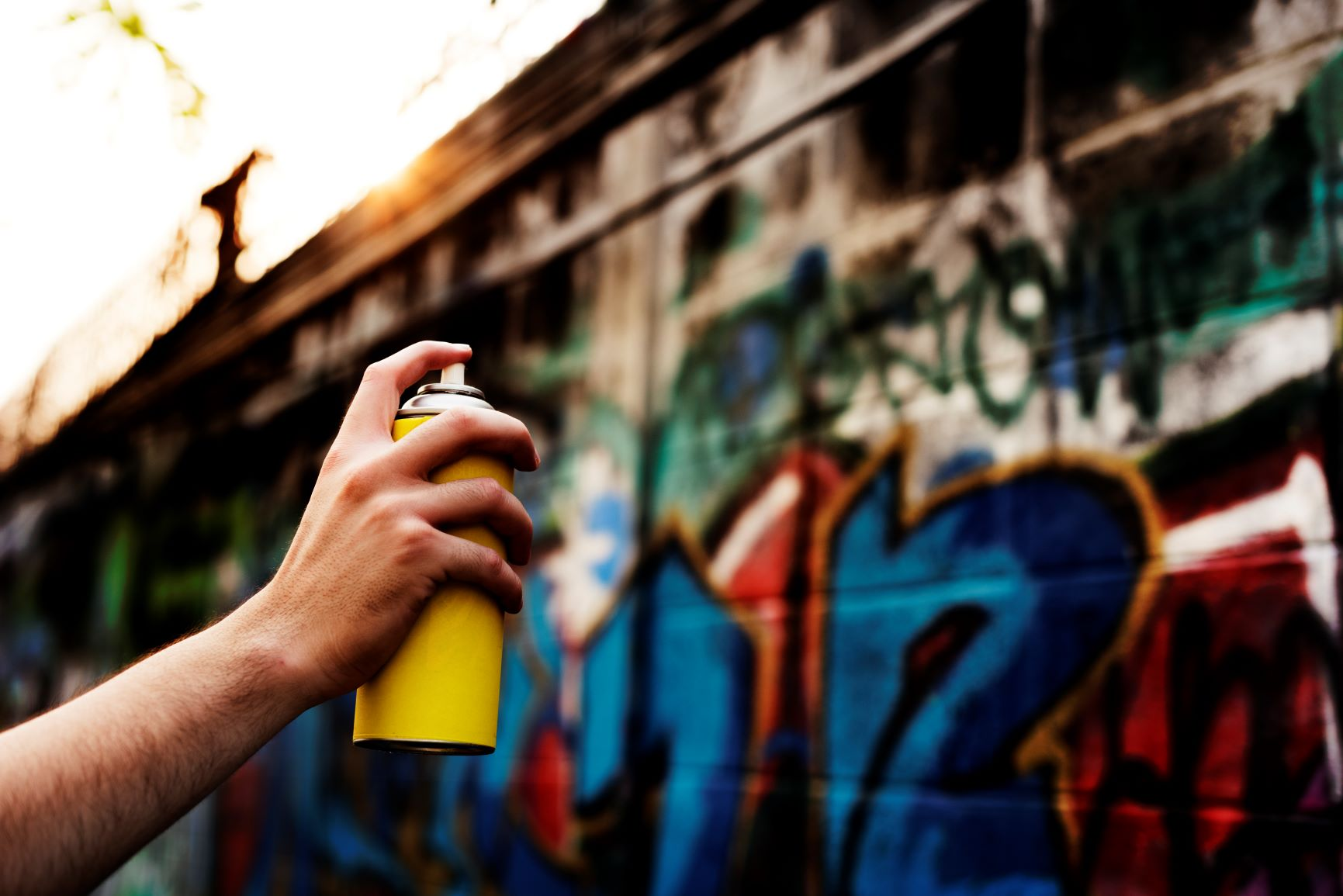 cleaning tips for graffiti removal